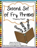 Second Hundred Fry Phrases Fluency Games and Intervention Set