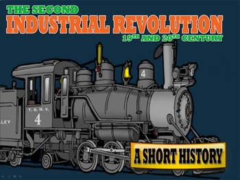 Second Industrial Revolution: A Short History: