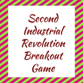 Second Industrial Revolution Breakout Escape Room