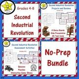 Second Industrial Revolution No-Prep Bundle