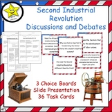 Second Industrial Revolution Discussions and Debates  Dist