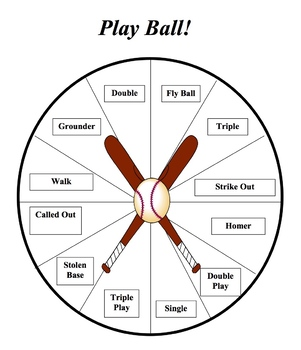 Second Language Board Game (Play Ball)