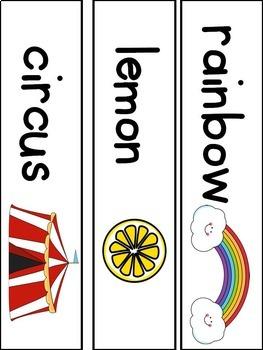 Second Language Learner Vocab Cards { ELL } set 1