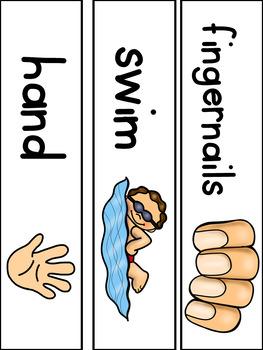 Second Language Learner Vocab Cards { ELL } set 2
