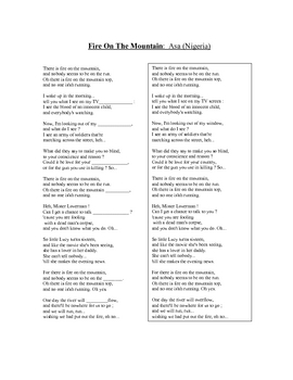 Second Language Singers Activity Book
