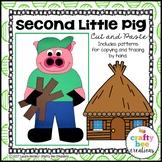 Second Little Pig Craft