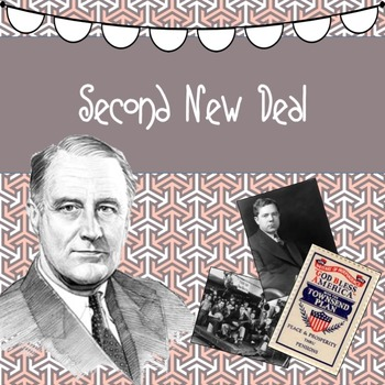Second New Deal PowerPoint