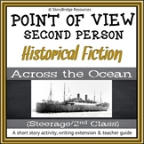 Second-Person Point of View-An Immigration Historical Fiction Story