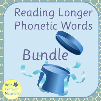 Second Phonetic (Blue)  Reading Bundle