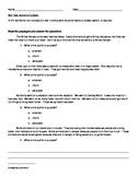 Second-RI.2.6- Skill Test- Author's Purpose (Multiple Choi