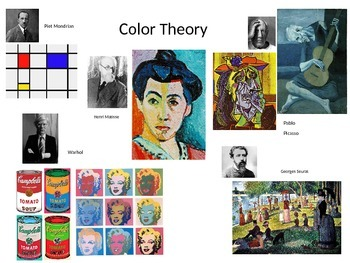 Second Semester Intro to Art Curriculum