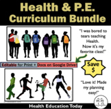 Health and P.E. SUPER Bundle: Save $73 on Two #1 Best-Sell