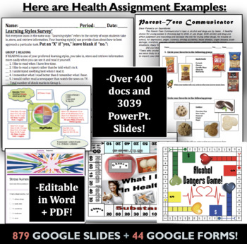 Health and P.E. SUPER Bundle: Save $73 on Two #1 Best-Selling Curriculums!