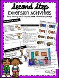 Second Step Extension Activities Unit 2 Week 7: Identifying Feelings