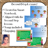 Second Step Lesson 2 Using Self-Talk