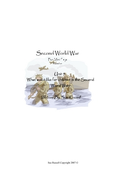 Second World War Guided Reading Play Scripts