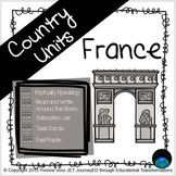 Second and Third Grade France Unit