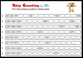 Second grade Math:  Dog theme