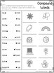 Second Grade Phonics Unit 5 - Syllables, Vowel Teams, Trick Words