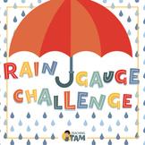 Second grade design challenge- Rain Gauge