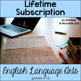 Secondary ELA Resources Lifetime Subscription