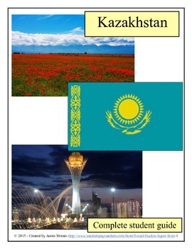 Secondary-Kazakhstan Complete Student Guide