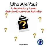 Secondary Level Get-to-Know-You Activity