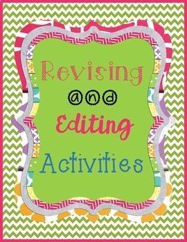 Secondary Literacy Station: Vivid Verb Essay Revision