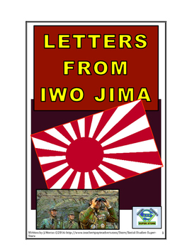 Secondary - MOVIE GUIDE: Letters from Iwo Jima and FREE Teacher resources