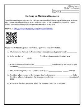 Secondary-Marbury vs. Madison video notes