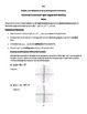 Common Core Secondary Math 3 with Honors Topics Unit 2