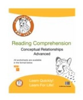 Secondary Reading Comprehension: Conceptual Relationships