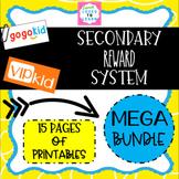 Secondary Reward System for GogoKid VIPKid Online ESL Teaching