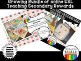Secondary Reward Systems: Online ESL Teaching: VIPKID, GoGoKid: Growing Bundle