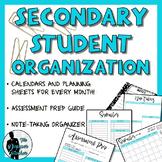 Secondary Student Organization