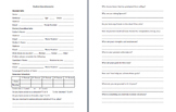 Secondary Student Questionnaire