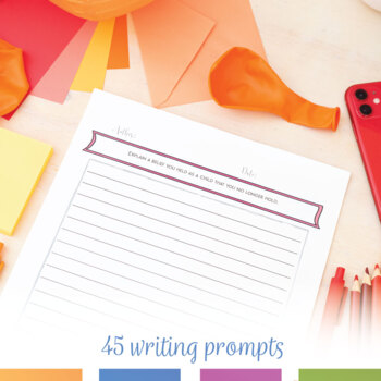 Secondary Student Writing: Brainstorming, Outlining, and More