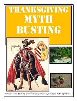 Secondary-Thanksgiving Myth Busting