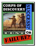 Secondary- The Corps of Discovery Success or Failure