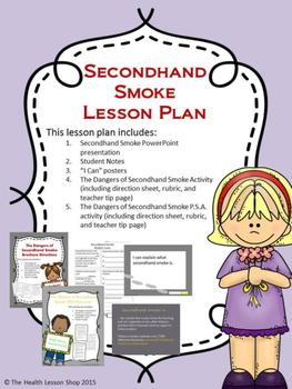 Secondhand Smoke Lesson Plan