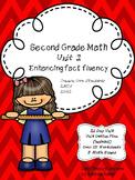 Second Grade Math Unit 1 Improving Fact Fluency