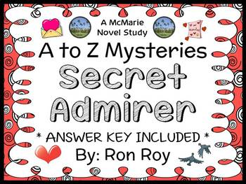 Secret Admirer : A to Z Mysteries Super Edition (Ron Roy)