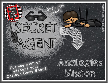 Secret Agent - ANALOGIES Mission
