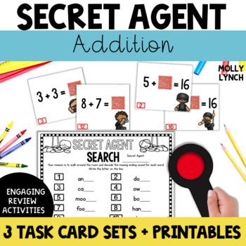 Secret Agent: Addition