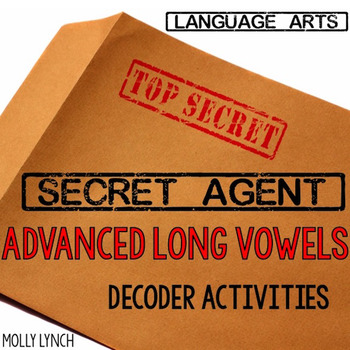 Secret Agent: Advanced Long Vowels