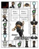 Secret Agent Antonyms -Vocabulary Games, Activities, and Assessments!