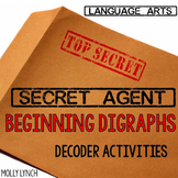 Secret Agent: Beginning Digraphs