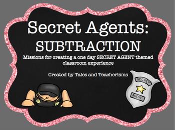 Secret Agent Day: Subtraction