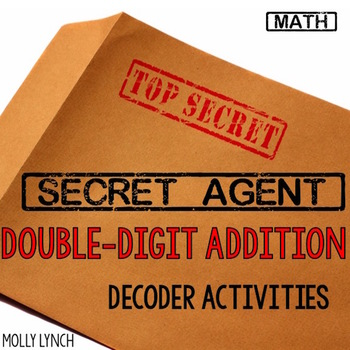 Secret Agent: Double Digit Addition