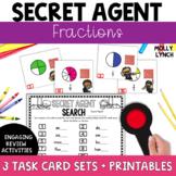 Secret Agent: Fractions